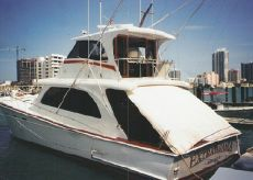 1986 Tiffany Sport Fish w/Enclosed Bridge
