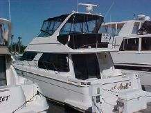 2004 Carver 450 Voyager Pilothouse