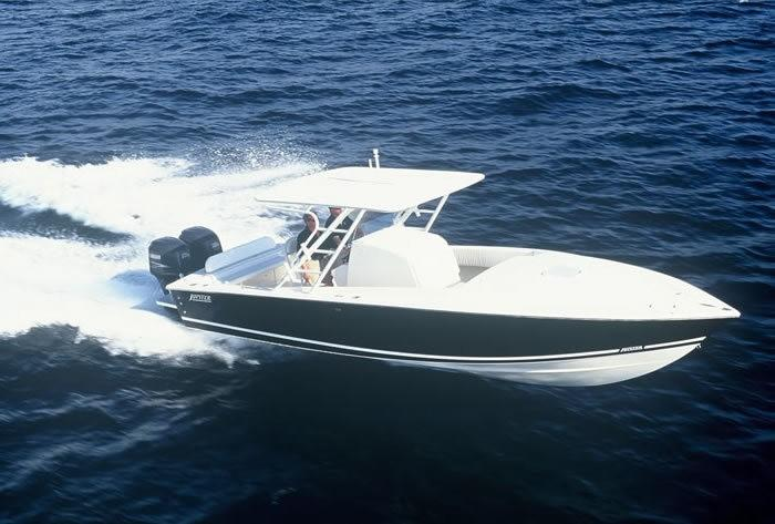 2008 Jupiter 31 Cuddy Cabin Power Boat For Sale
