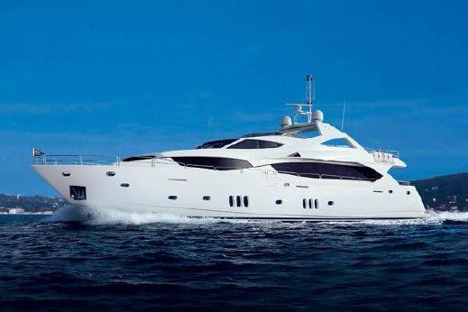 2012 Sunseeker 34 Metre Yacht