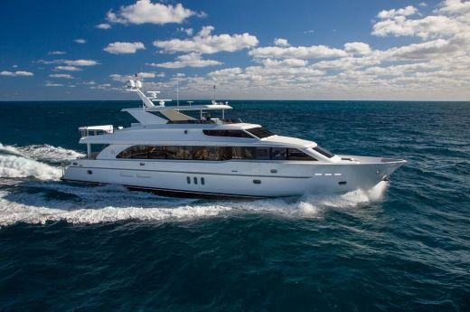 2014 Hargrave Raised Pilothouse