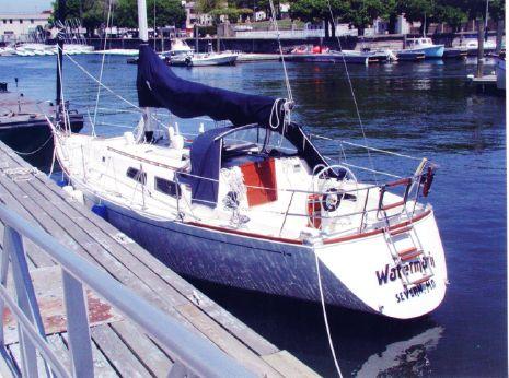 1990 Sabre Yachts 34 MK II