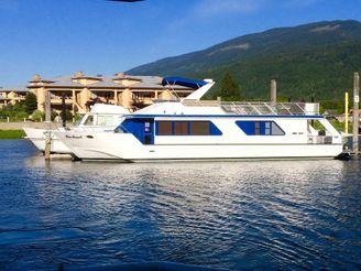1987 Three Buoys 60' Coastal Cruiser