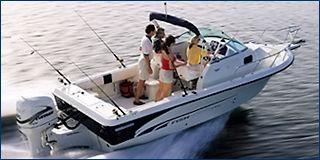 2002 Fish Hawk 230 WA