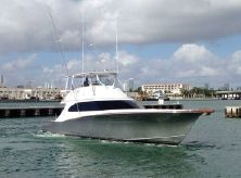 2012 Spencer 60 Sport Fisherman