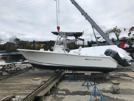 2015 Sea Hunt Ultra 234