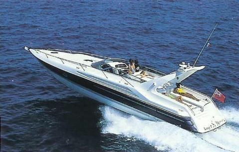 1996 Sunseeker Apache 45