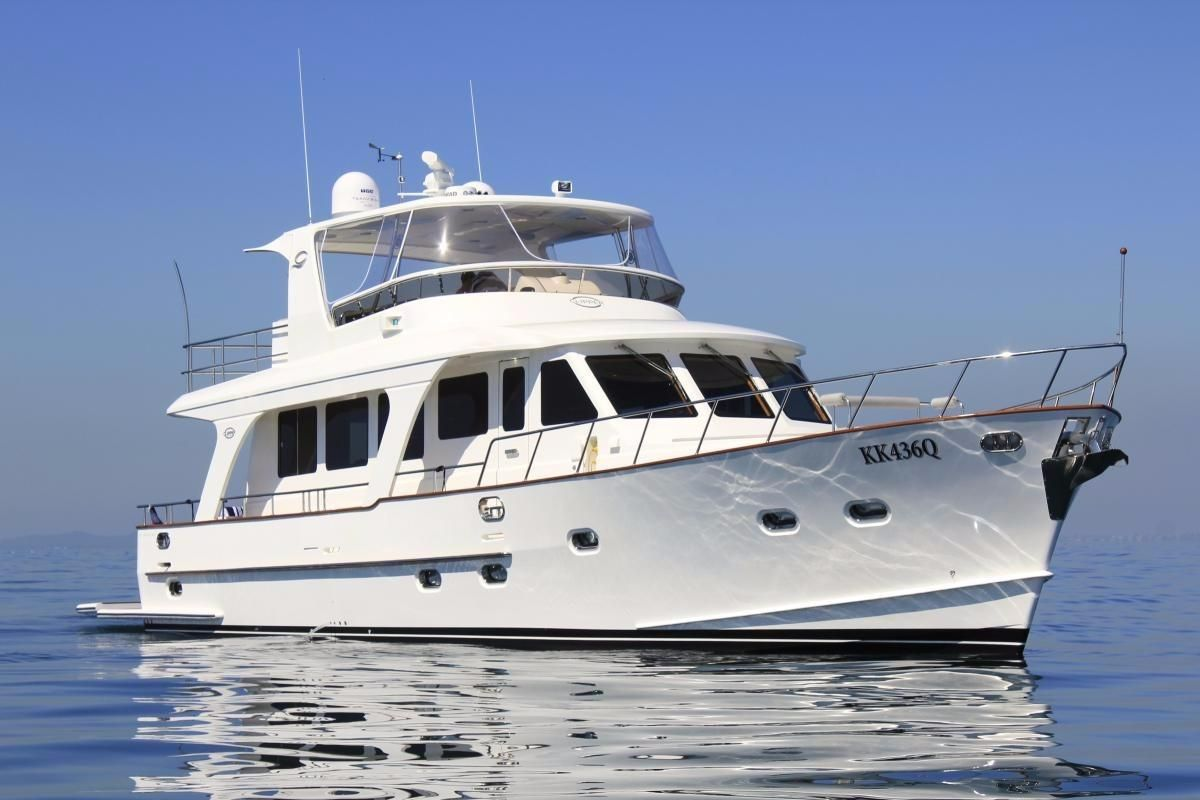 2015 clipper motor yachts cordova 60 power boat for sale