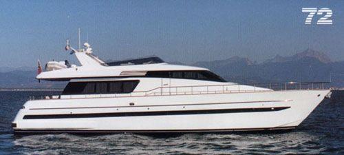 2002 Sanlorenzo SL72