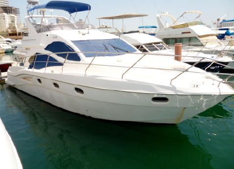 2007 Gulf Craft Majesty 50