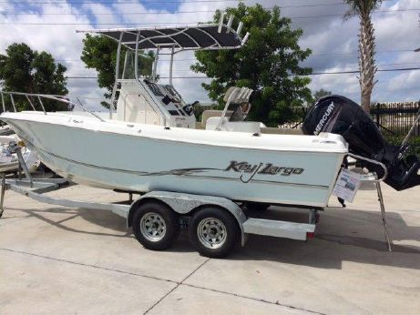 2016 Key Largo 2100 Center Console