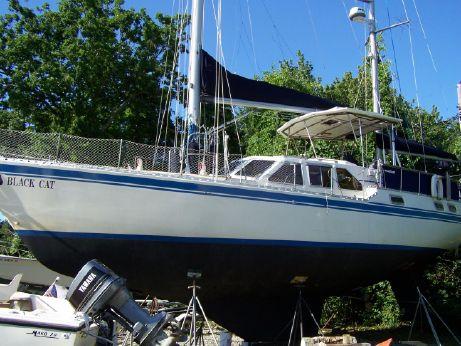 1984 Nauticat 43