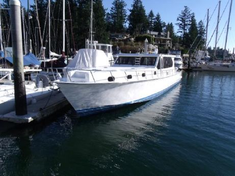 2013 West Coast 642 Express Cruiser