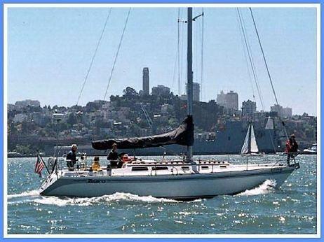 1979 Islander Yachts Peterson 40