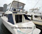 photo of 48' Sea Ray 480 Sedan Bridge