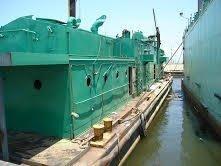 1940 Vacuum Barge