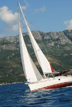 2002 Dufour, France GIBSEA 43