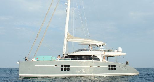 2011 Sunreef 70