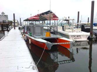 1999 Catamaran Custom Blount 40