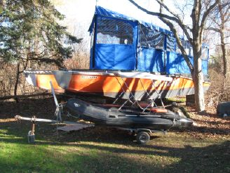 1999 Catamaran Custom Blount 40