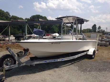 2002 Carolina Skiff 220 Bay Runner
