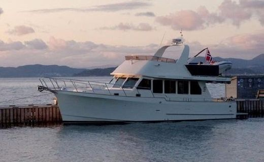 2011 Clipper Motor Yachts Europe 45