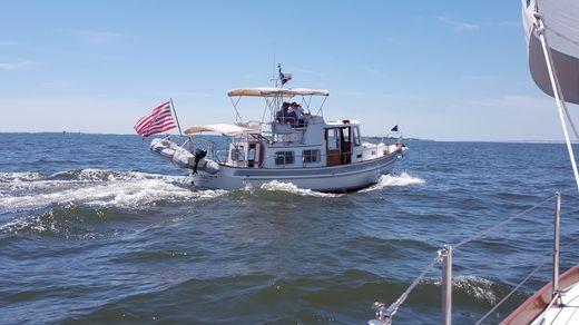 1987 Eagle 32 Trawler