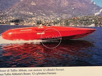 1985 Tullio Abbate Ferrari Boxer Off-Shore