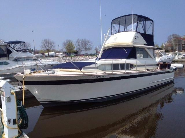 Chris Craft Aluminum Roamer
