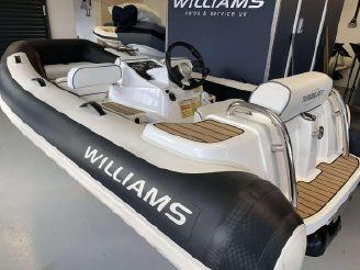 2016 Williams Jet Tenders Turbo Jet 325 Sport 100 HP