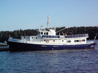 1944 Custom Steel passenger vessel
