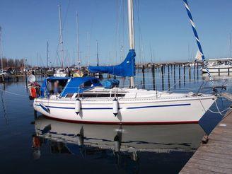 1986 Gib'sea 96