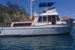 1974 Californian L.R.C. Trawler/ Flybridge
