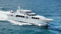 2002 Trinity Yachts 124' Raised Pilot House 2002/2018