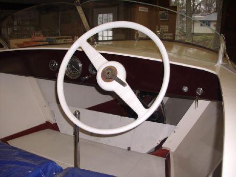 1958 Chris Craft Runabout Utility