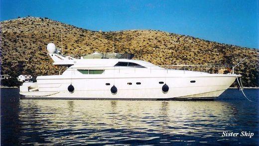 1994 Ferretti Yachts 165 fly