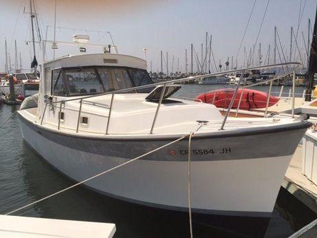 1987 Alura Express Yacht