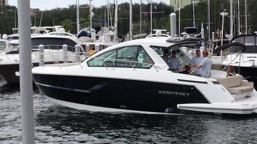 2015 Monterey 360 S. C.