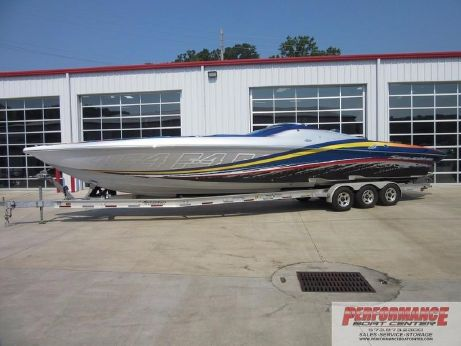 2009 Sunsation Powerboats F4