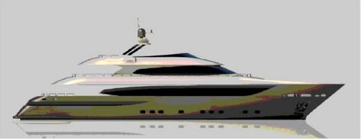 2015 Gianetti 40M Displacement Tri-Deck Light Alloy