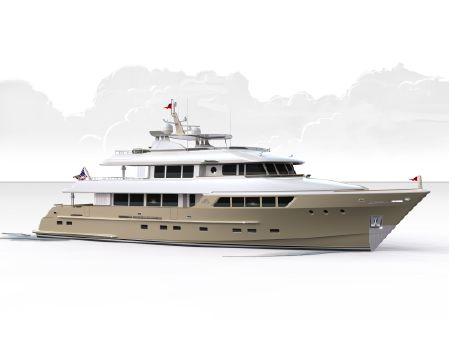 2016 Outer Reef Yachts 115' Explorer
