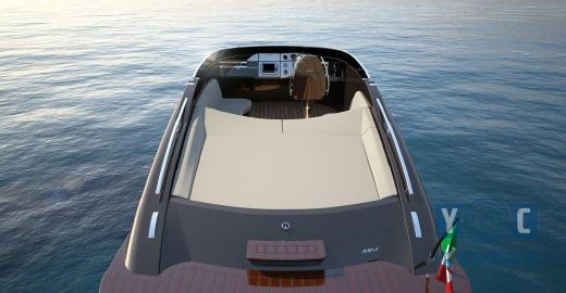 2017 I.c.yacht Luxury Tender 7.50m Open