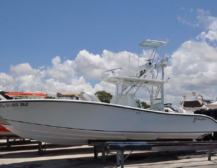 2007 Yellowfin 34