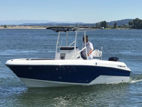 2018 Wellcraft 182 Fisherman