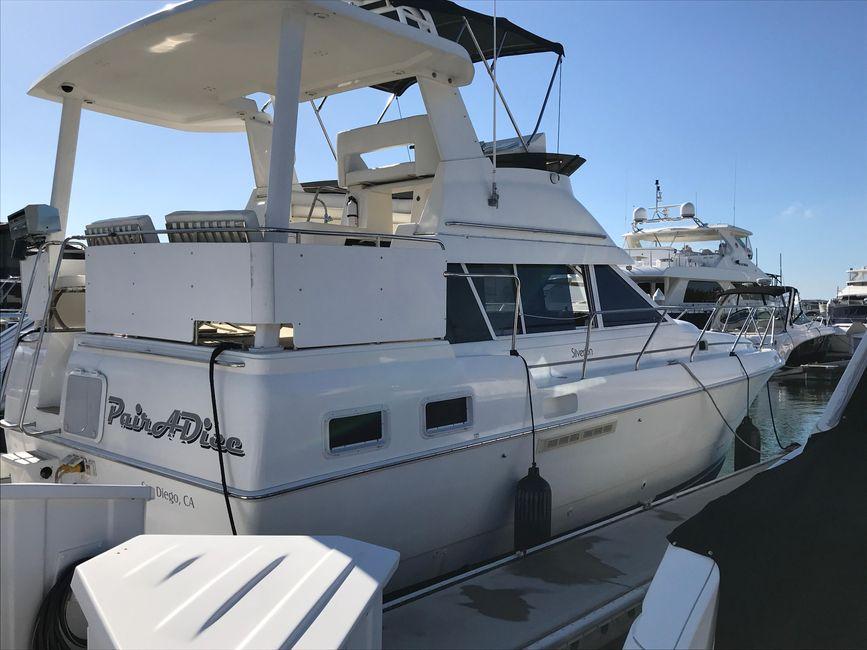 photo of 40' Silverton Motor Yacht