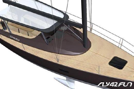 2007 Sly Yachts 42 Fun