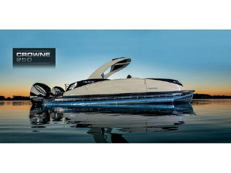 2015 Harris Flotebote Crowne 250