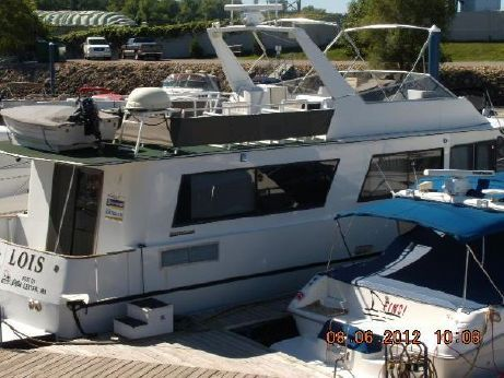 1996 Skipperliner HOUSEBOAT 560