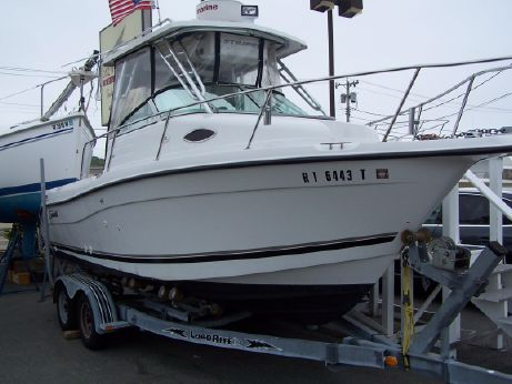 2002 Seaswirl Striper 2101 WA