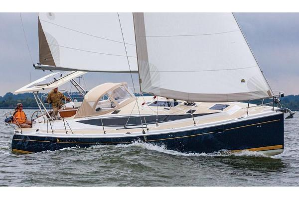 2014 Marlow-Hunter 40
